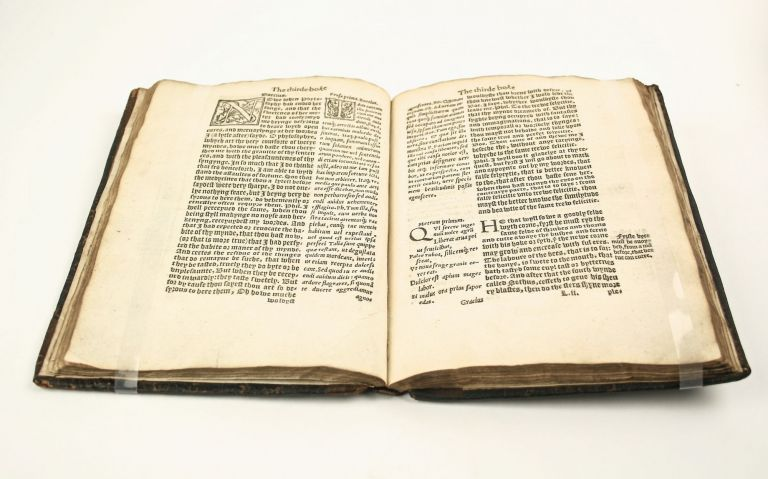 Boetius de Consolationae [sic] Philosophiæ. The boke of Boecius, called the comforte of...