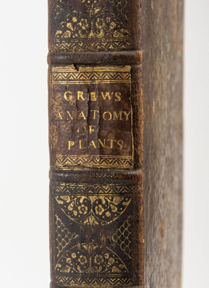 The Anatomy of Plants. With an Idea of a Philosophical History of Plants. And several other Lectures, Read before the Royal Society.