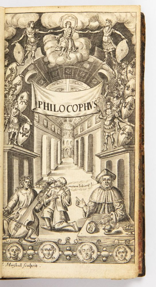 Philocophus: or, The deafe and dumbe mans friend. Exhibiting the philosophicall verity of that subtile art, which may inable one with an observant eie, to heare what any man speaks by the moving of his lips. Upon the same ground, with the advantage of an historicall exemplification, apparently proving, that a man borne deafe and dumbe, may be taught to heare the sound of words with his eie, & thence learne to speake with his tongue. By I.B. sirnamed the Chirosopher
