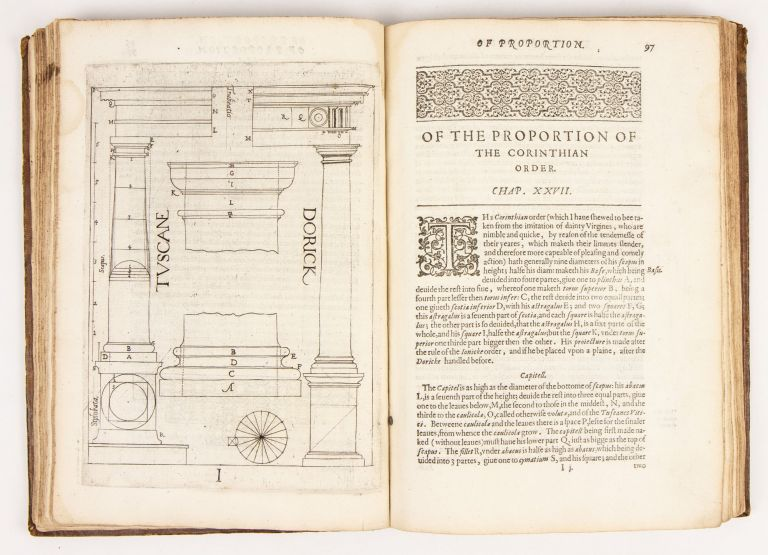 A tracte containing the artes of curious paintinge caruinge & buildinge written first in Italian by Io: Paul Lomatius painter of Milan and Englished by R.H student in physik