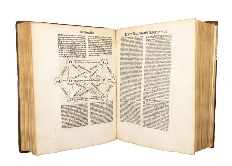 Organon (and other logical texts). Translated by Boethius and Jacobus Veneticus. Aristotle, Porphyry, B C., 234?–305? C. E.