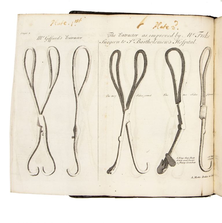 Cases in Midwifry. Revis'd and publish'd by Edward Hody. William OBSTETRICS. MIDWIFERY. Giffard, d. 1731.